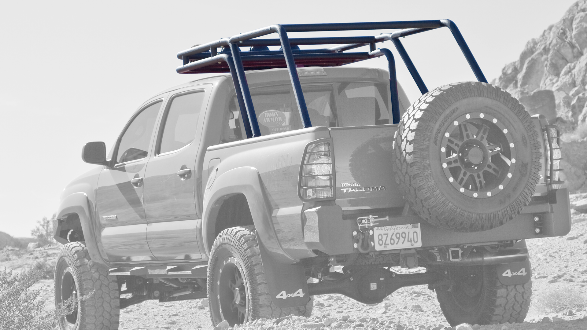 2005-2019 Toyota Tacoma Crew Cab Bed Accessories Sport ...